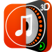 Download DiscDj 3D Music Player – 3D Dj Music Mixer Studio vv10.1.4s APK For Android