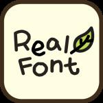 Download RealFont v20200915 APK New Version