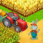 Farm Zoo: Happy Day in Animal Village and Pet City v1.40 APK Download Latest Version