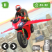 Flying Bike Stunt Racing- Impossible Stunt Games v2.1 APK For Android