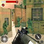 Heroes🎖️Strike Commando World War Pacific Shooter v4.2 APK Download For Android