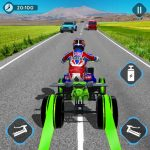 Light ATV Quad Bike Racing, Traffic Racing Games v19 APK New Version