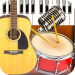 Download Band Live Rock – Drum, Piano, Bass, Guitar, voice v4.0.9 APK For Android