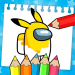 Download Coloring Book: Inspired By Among Us v1.1.5 APK New Version