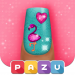 Download Nail Art Salon – Manicure & jewelry games for kids v1.9 APK New Version