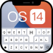 Download OS 14 Style Keyboard Theme v6.0.A APK
