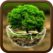 Free Download 2018HD Green Nature Cartoon Theme for android free v3.9.15 APK