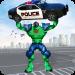 Incredible Monster Robot Hero Crime Shooting Game v2.1.4 APK For Android