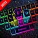 LED Keyboard – RGB Lighting Keyboard, Emojis, Font v6.1.19 APK New Version