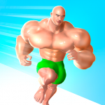 Muscle Rush – Smash Running Game v1.1.2 APK Download For Android