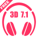 Music Player 3D Surround 7.1 (FREE) v2.0.75 APK Download For Android