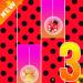 Piano Ladybug Noir Tiles 2020 : Magic Lady v4.15 APK Latest Version