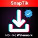 SnapTik – Video Downloader No Watermark v1.0 APK Download For Android