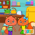 Animal Town – My Squirrel Home v2.62 APK Download New Version