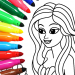 Coloring game for girls and women v16.4.2 APK Download Latest Version
