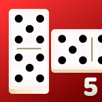 Download All Fives Dominoes – Classic Domino Free Games v1.109 APK New Version