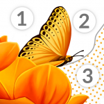 Download April Coloring – Oil Painting & Color by Number v2.75.1 APK For Android