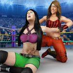 Download Bad Girls Wrestling Game: GYM Women Fighting Games v1.4.6 APK New Version