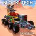Download Block Tech : Tank Sandbox Craft Simulator Online v1.82 APK New Version
