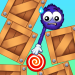 Download Catch the Candy: Remastered! Red Lollipop Puzzle v1.0.67 APK For Android