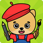 Download Coloring and drawing for kids v3.111 APK Latest Version
