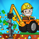 Download Idle Miner Tycoon: Gold & Cash Game v3.62.1 APK New Version