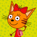 Download Kid-E-Cats: Games for Toddlers with Three Kittens! v APK New Version