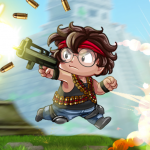 Download Ramboat 2 – Run and Gun Offline FREE dash game v2.0.9 APK For Android