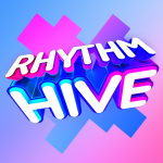 Download Rhythm Hive : Play with BTS, TXT, ENHYPEN! v2.2.1 APK New Version