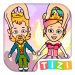 Download Tizi Town: My Play World, Dollhouse Games for Kids v6.7 APK Latest Version