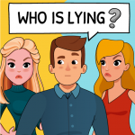 Download Who is? Brain Teaser & Tricky Riddles v1.3.7 APK New Version