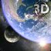 Earth & Moon in HD Gyro 3D Parallax Live Wallpaper v APK New Version
