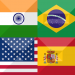 Flags Quiz Gallery : Quiz flags name and color vFlag 1.0.223 APK Download Latest Version