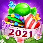 Free Download Candy Charming – 2021 Free Match 3 Games v17.2.3051 APK