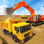 Free Download Heavy Excavator Construction Simulator: Crane Game v9 APK