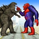 Gorilla City Rampage: Angry Animal Attack Game v1.0.13 APK Download For Android