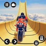 Mega Ramp Impossible Tracks Stunt Bike Rider Games v3.4.2 APK New Version