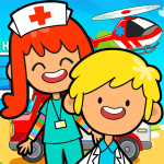 My Pretend Hospital – Kids Hospital Town Life v2.1 APK Download Latest Version