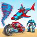 Shark Robot Car Game – Tornado Robot Bike Games 3d v1.2.0 APK Download For Android