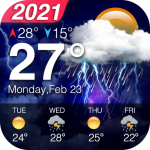 Weather Forecast – Accurate Local Weather & Widget v1.2.6 APK Latest Version