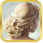 Wedding hairstyles 2018 v2.2 APK For Android