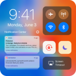 iCenter iOS15 – Control Center & iNoty iOS15 v6.1.3 APK Download For Android