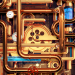Cool Wallpapers and Keyboard – Steampunk Pipes v4.48 APK Latest Version