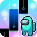 Download Among Us Piano Tiles Impostor v2.0 APK For Android