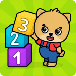 Download Bimi Boo Numbers for Kids v1.14 APK Latest Version