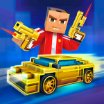 Download Block City Wars: Pixel Shooter with Battle Royale v APK For Android