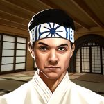 Download Cobra Kai: Card Fighter v1.0.11 APK For Android