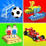 Download Cubic 2 3 4 Player Games v2.2 APK Latest Version