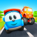 Download Leo the Truck 2: Jigsaw Puzzles & Cars for Kids v1.0.22 APK New Version