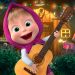 Download Masha and the Bear: Music Games for Kids v1.0.8 APK